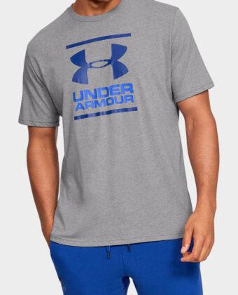 Koszulka męska UNDER ARMOUR 1326849 szara