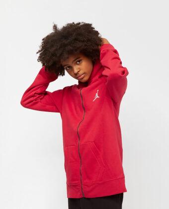 Bluza chłopięca NIKE AIR JORDAN 956476-R78 czerwona