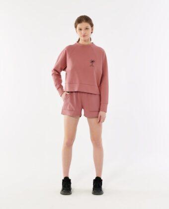 Bluza damska OUTHORN BLD610 różowa