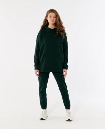 Bluza damska OUTHORN zielona