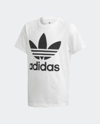 Koszulka chłopięca ADIDAS DV2904 biała