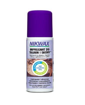 Preparat do impregnacji tkanin i skóry 125ml NIKWAX