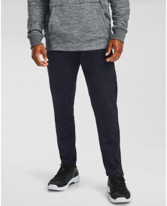 Spodnie dresowe męskie UNDER ARMOUR Fleece 1357121 czarne