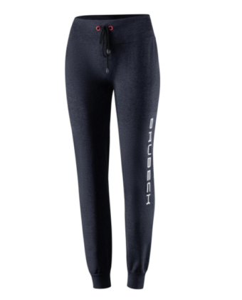 Spodnie damskie BRUBECK® FUSION czarne
