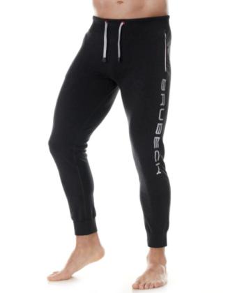 Spodnie męskie BRUBECK® FUSION czarne