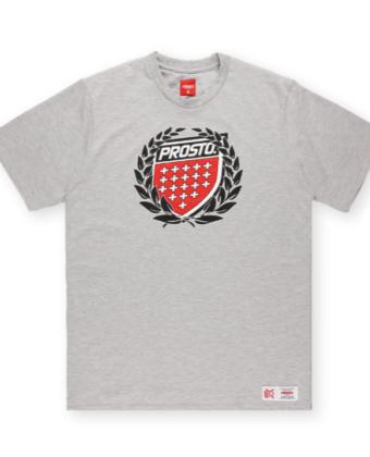 Koszulka męska Ts cesar PROSTO szara