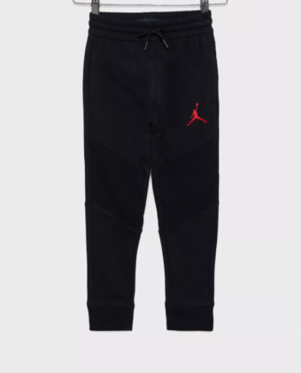 Spodnie chłopięce NIKE AIR JORDAN 856298 czarne