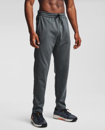 Spodnie dresowe męskie UNDER ARMOUR Fleece 1357121 szare