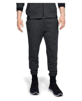 Spodnie dresowe męskie UNDER ARMOUR Knit Jogger 1320725 szare