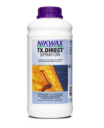 Preparat do impregnacji Tx.Direct 1L NIKWAX