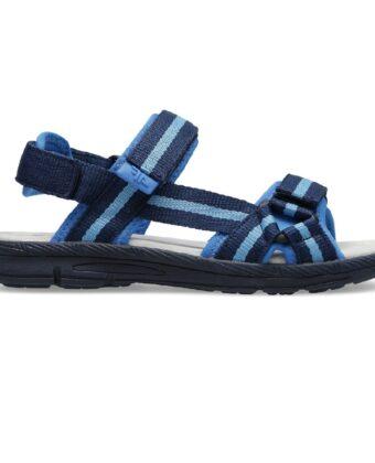 Sandały sportowe 4F JSAM001 niebieskie