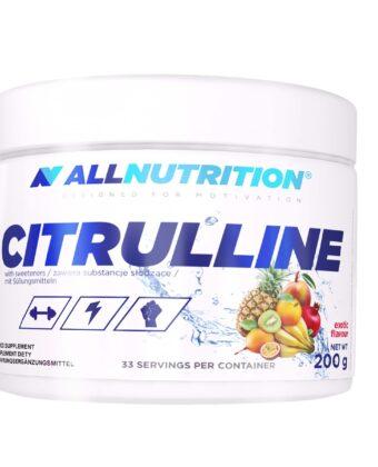 AllNutrition Citrulline – 200g exotic