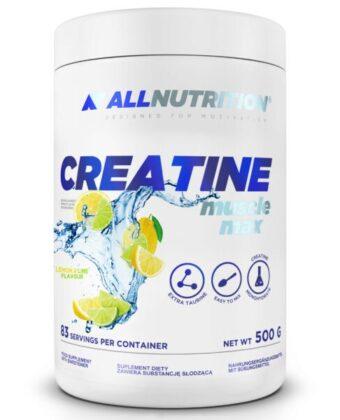 AllNutrition Creatine Muscle Max – 500g cytryna