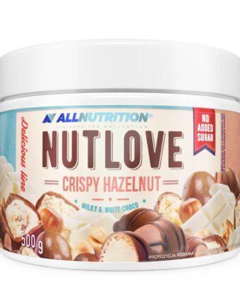 AllNutrition Nutlove Crispy Hazelnut – 500g