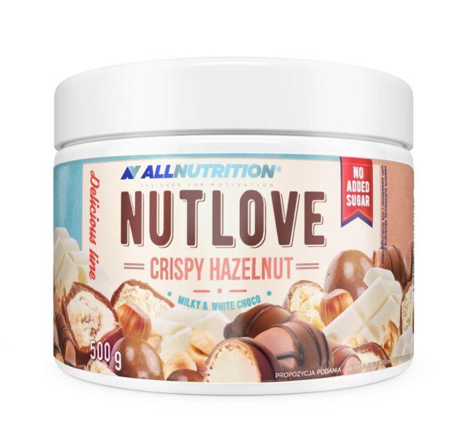 AllNutrition-Nutlove-Crispy-Hazelnut-500