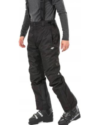 Spodnie narciarskie 4F SPMN001 czarne