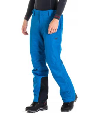Spodnie narciarskie 4F SPMN001 niebieskie