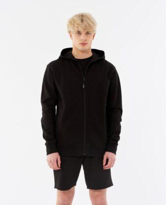 Bluza męska OUTHORN BLM605 czarna