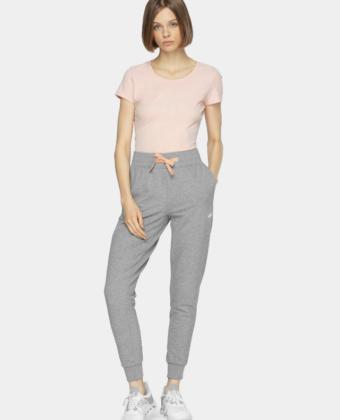 Spodnie dresowe damskie 4F SPDD010 szare