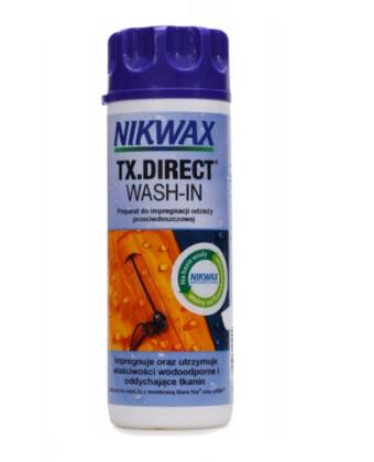 Impregnat TX.DIRECT WASH-IN 300ml NIKWAX