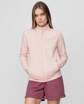 Bluza damska 4F BLD003 różowa