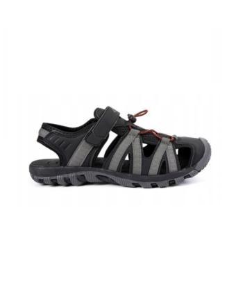 Sandały trekkingowe 4F SAM003 szare