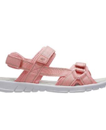 Sandały sportowe 4F JSAD001 różowe