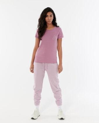 Spodnie dresowe damskie OUTHORN SPDD601D fioletowe