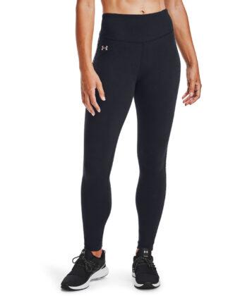 Legginsy treningowe UNDER ARMOUR Favorite Legging Hi Rise 1356404 czarne