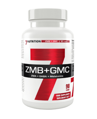 7Nutrition ZMB + GMC – 90 kaps.
