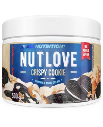 AllNutrition Nutlove Cripsy Cookie – 500g