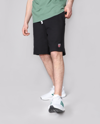 Spodenki dresowe męskie PROSTO Shorts Shote czarne