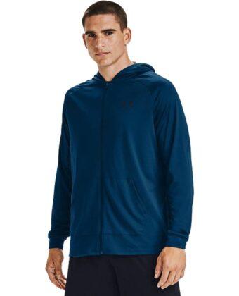 Bluza męska Under Armour Tech 2.0 FZ 1354028 niebieska