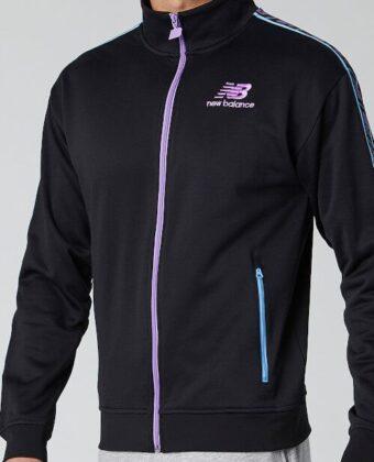 Bluza męska NEW BALANCE MJ01506BM czarna