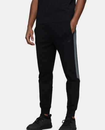 Spodnie dresowe męskie 4F SPMD211 granatowe