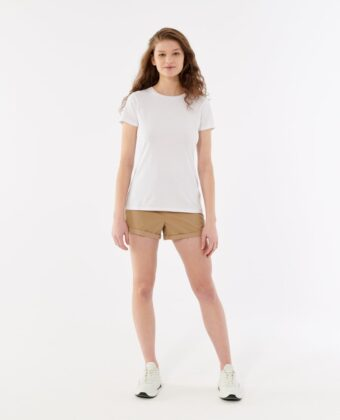 Koszulka damska OUTHORN TSD600 biała