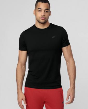 Koszulka treningowa 4F TSMF016 czarna