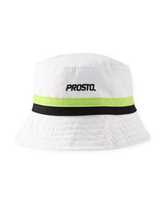 Kapelusz PROSTO Bucket Hat Conwa biały