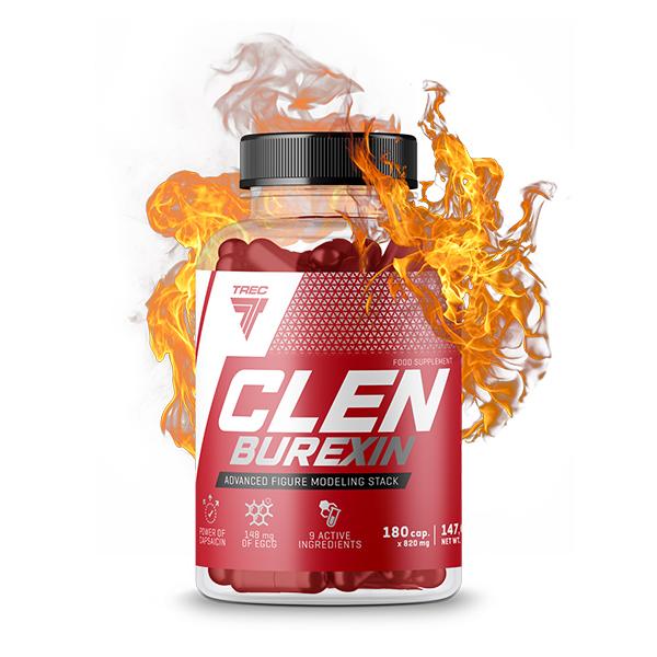 CLEN BUREXIN 180CAPS