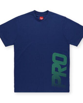 Koszulka męska PROSTO TS Hugepro niebieska