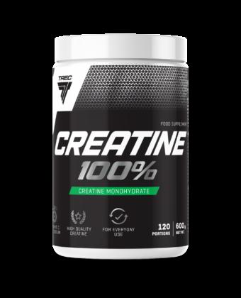 TREC Creatine 100% monohydrat kreatyny 600g