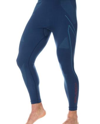 Spodnie narciarskie termoaktywne męskie THERMO BRUBECK® jeansowe
