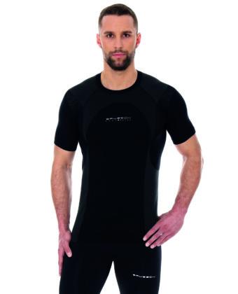 Koszulka męska DYNAMIC OUTDOOR BRUBECK® czarna