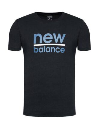 Koszulka męska NEW BALANCE MT11905BK czarna