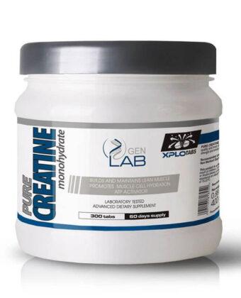 GenLab Pure Creatine Monohydrate 300tab