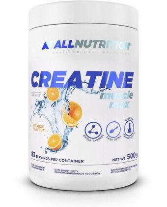 AllNutrition Creatine Muscle Max – 500g Orange