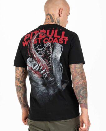 Koszulka męska PIT BULL Since 89 czarna