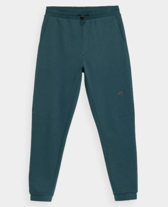 Spodnie dresowe męskie SPMD011 morskie