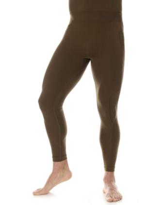 Spodnie termoaktywne męskie RANGER THERMO BRUBECK® khaki