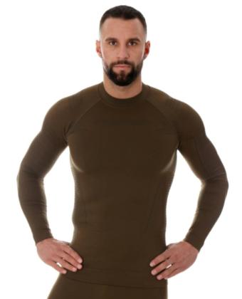 Bluza termoaktywna męska RANGER THERMO BRUBECK® khaki